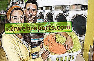 Marknadsföra en tvättmaskin